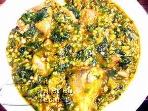 Nigerian Okra Soup All Nigerian Food Recipes