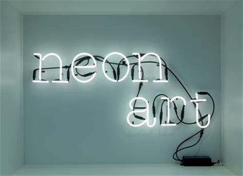 applique neon art  seletti bianco   design