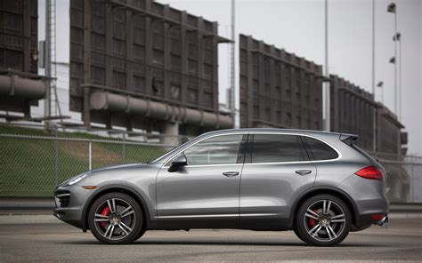 2018 Porsche Cayenne Reviews And Rating Motor Trend