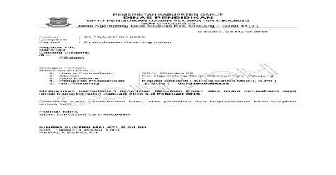 contoh surat kuasa  bank bjb