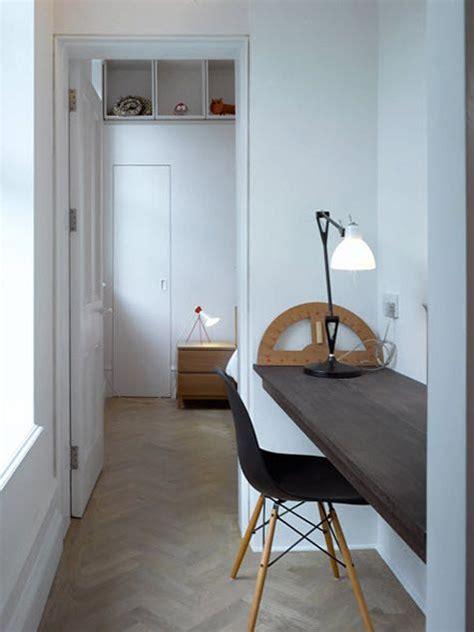 hallway bureau décoration couloir 25 idées géniales à découvrir