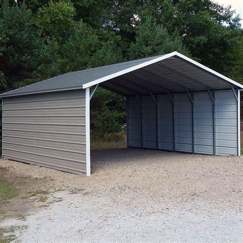 Car Metal Carport by Products Metal Carports Garages Barns Workshops For
