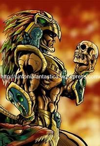 Azteca: Guerrero Águila ۞ ♠ Ω Ψ Sinfonía Fantástica ۩ ♪ ₪ Җ