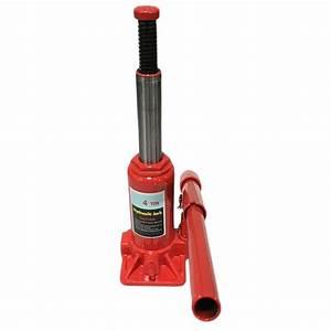 4 Ton Hot 4 U0026quot  Hydraulic Bottle Jack Motor Off