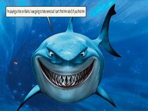 Bruce From Finding Nemo Quotes. QuotesGram