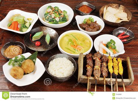 culinary cuisine malaysia food stock image image of health delight