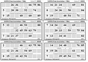 Cartons De Déménagement Gratuit : logiciel pour jouer les cartons de loto ~ Melissatoandfro.com Idées de Décoration