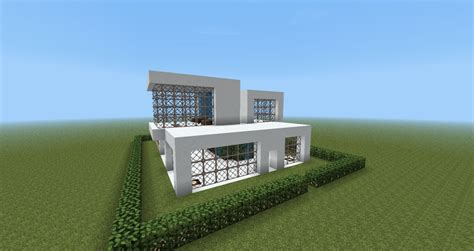 small mansion floor plans modern house design minecraft project