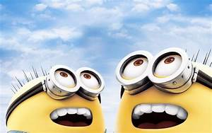 Funny Cute Minions HD Wallpapers | 9To5Animations.Com