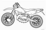 Coloring Motorcycle Printable Moto Motorbike Colorir Colouring Motorcycles Motorbikes Motos Desenhos Motor Bikes Cool2bkids Cycle Dirt Bike Sheets Kleurplaat Printables sketch template