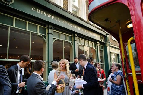 Wedding Photos Chiswell Street Dining Rooms Wedding