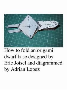 Origami Dwarf Base  Eric Joisel  Diagram
