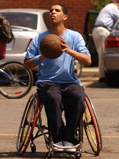 Wheelchair Jimmy Meme - before drake was a rapper he was jimmy and he used a wheel chair in the tv show degrassi pop