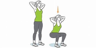 Squat Challenge Squats Weightwatchers Chair Legs Butt
