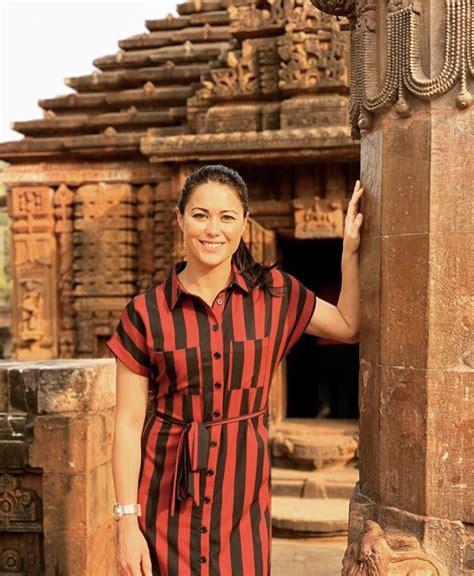 British Hockey Player Samantha Turns Emotional In Odisha Capital Know Why Sambad English