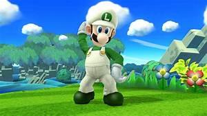 Classic Luigi 3 Pack Super Smash Bros For Wii U Skin Mods