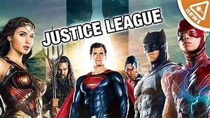 Did the Justice League Trailer Tease 2 New Heroes ...