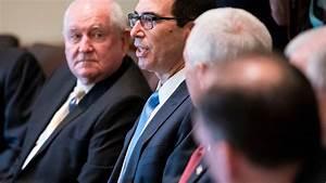 Trump Administration Says Financial Watchdog Agency Should ...
