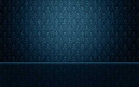 Tapete Muster Blau by Background Pattern Blue