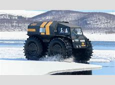 Five wild allterrain vehicles you can buy today Top Gear