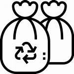 Icon Garbage Icons Rubbish Waste Disposal Management