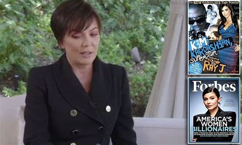 Kris Jenner acknowledges Kim Kardashian's sex tape made ...