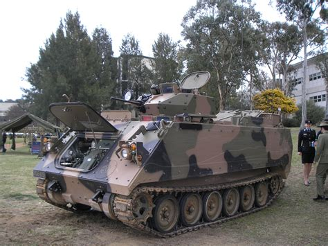 Variants Of The M113 Armored
