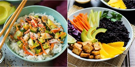 bowl receipes 25 easy rice bowl recipes how to make healthy rice bowls for dinner