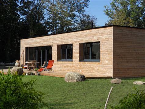 maison tout en bois maison bois passive
