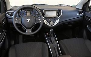 Suzuki Swift Boite Automatique : nouvelle suzuki baleno notre essai nos photos et les tarifs ~ Gottalentnigeria.com Avis de Voitures