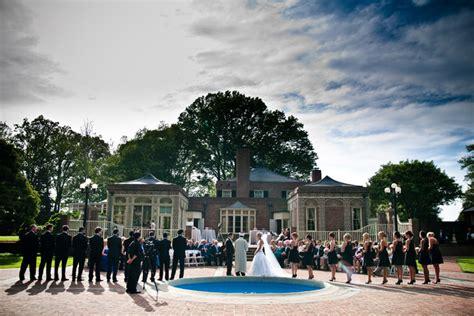 Elegant Newton White Mansion Wedding Photographer