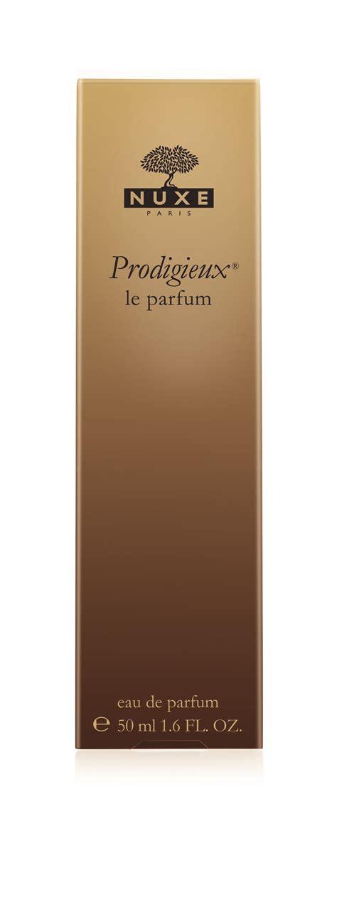 nuxe si鑒e social nuxe svela il suo parfum prodigieux fashion times