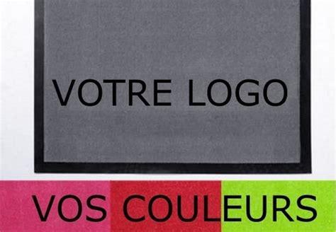 acanthe sol tapis dentree avec logo personnalise