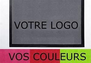 acanthe sol tapis d39entree avec logo personnalise With tapis d entrée personnalisé
