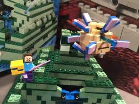 Monument LEGO Set Minecraft Ocean