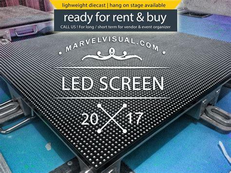 sewa led screen videotron murah jakarta sewa led screen