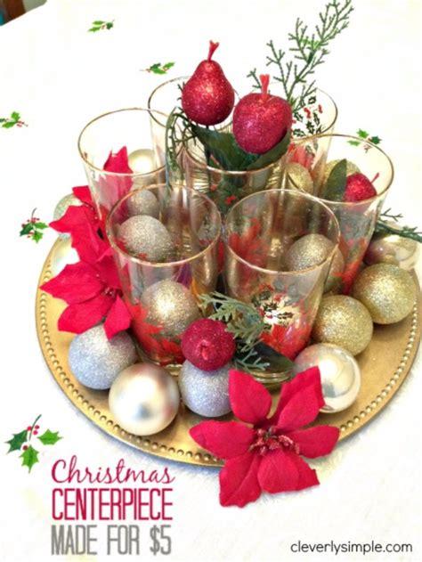 diy christmas centerpieces 34 creative christmas centerpieces diy joy