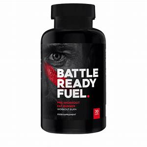 Battle Ready Fuel Pre Workout Fat Burner Review