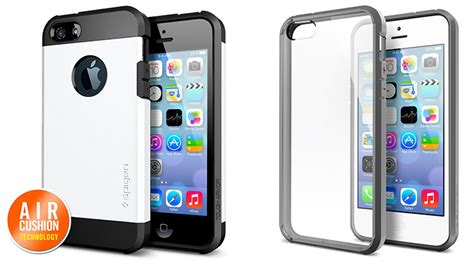 spigen iphone 5s spigen releases iphone 5s cases with air cushion