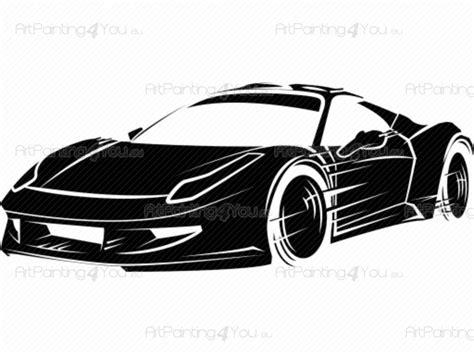 voiture de course stickers muraux vdd1087fr artpainting4you eu