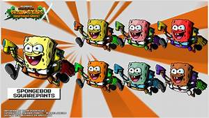 Image Nicktoons Spongebob Squarepants Palette Swap By