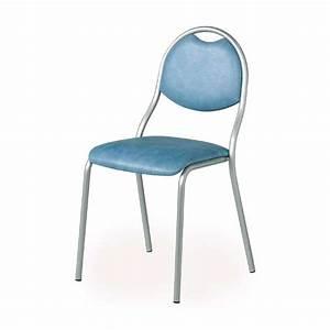 Un Dossier De Chaise : chaise de cuisine avec assise et dossier rembourr s ~ Premium-room.com Idées de Décoration