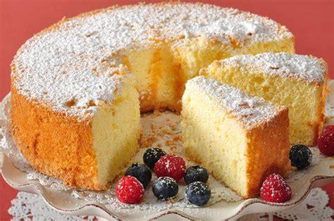 american sponge cake recipe joyofbakingcom video recipe