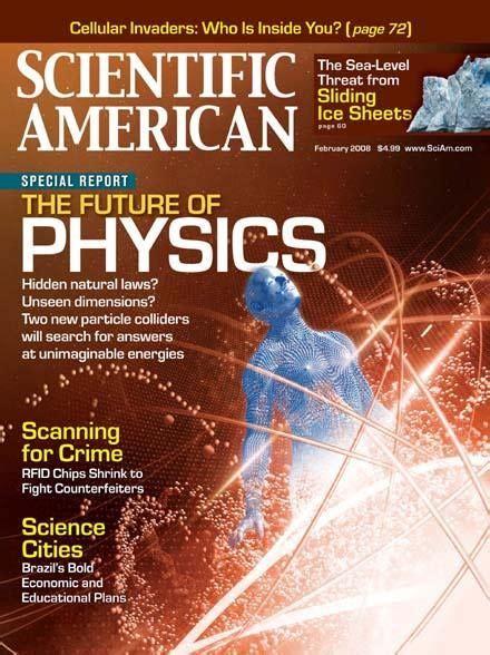 February 2008 - Scientific American