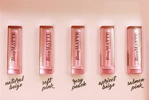 Harga Lipstik Merk Maybelline harga maybelline rosy matte lisptik terbaru 2018 harga