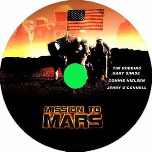 Mission to Mars DVD - Pics about space