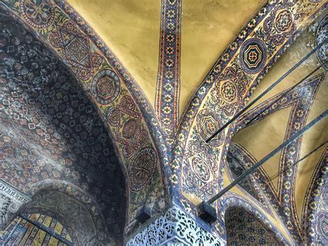 cupola di santa sofia istanbul visitare la basilica di santa sofia world trips