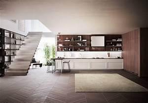 Casa In Stile Moderno  Mix Tra Design Contemporaneo E Anni  U0026 39 40- U0026 39 60