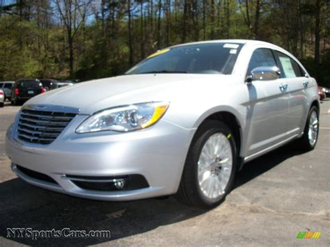 2011 Chrysler 200 Limited by 2011 Chrysler 200 Limited In Bright Silver Metallic