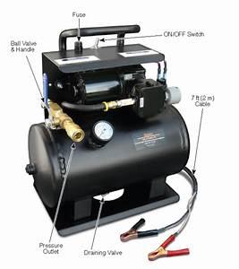 12 Volt Compressor Operating Instructions